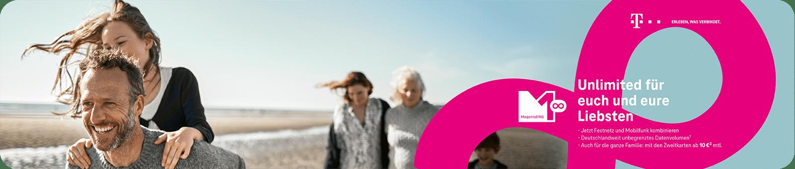 Telekom MagentaEins Unlimited